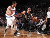 G67 Jeremy Lin and the Nets Attempt to Tie Season Series with NY Knicks at the MSG