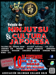 Cartel_evento_Bujinkan_Collado_sept16