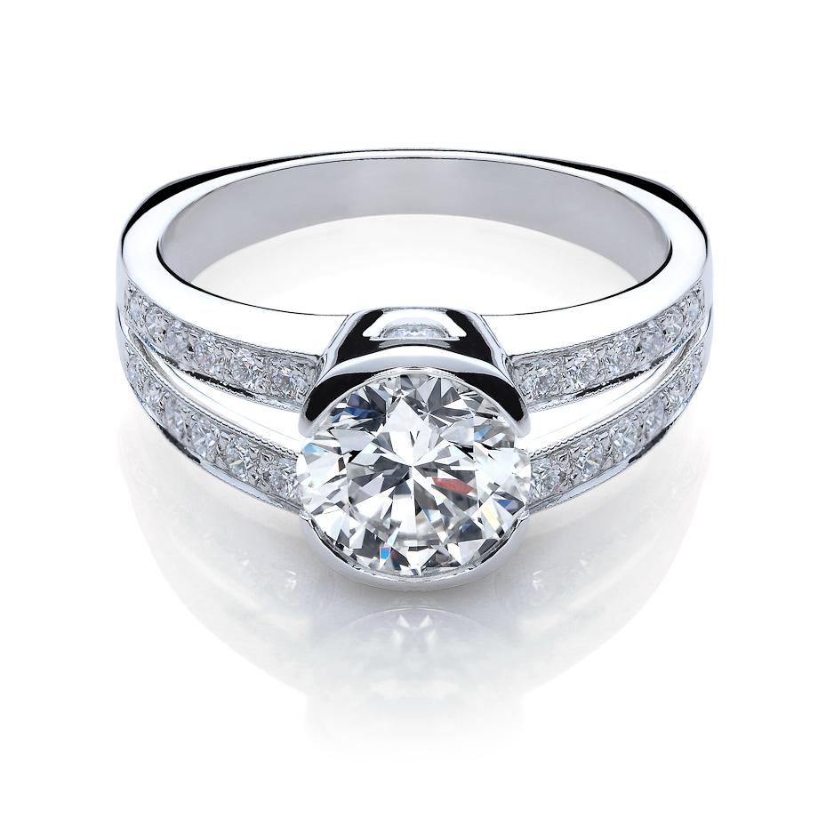 3# Diamod Ring