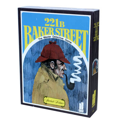 221b baker street game deluxe edition