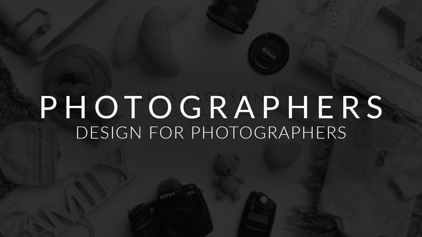 Design for Photographers London Button