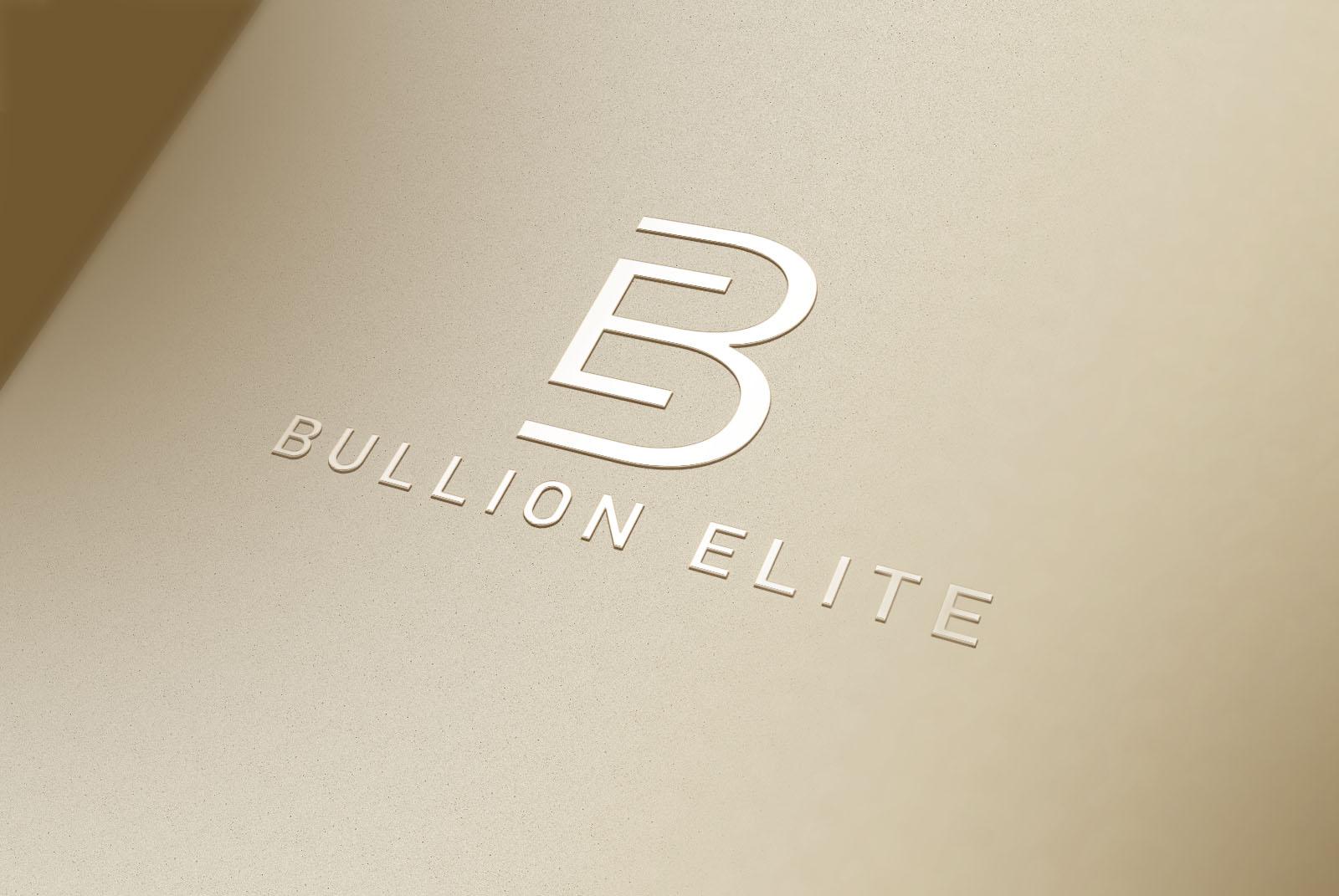 Bullion Elite logo design