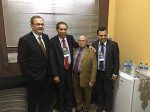 Na última semana, pastor Samuel Câmara, também esteve no Tocantins participando da Assembleia Geral Ordinária da Convenção Ciadseta -TO,