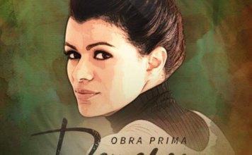 Cantora Damares divulga capa do seu novo CD, 'Obra Prima'