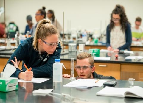 James Madison University - General Chemistry Labs