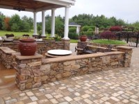 Custom Fire Pits & Seating Wall Services In Annapolis ...
