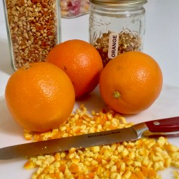 Some useful ideas for using orange and citrus peels.