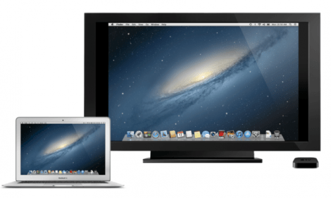 OS X Mountain Lion will turn your HDTV into a gigantic canvas for displaying and conceptualizing your ideas.