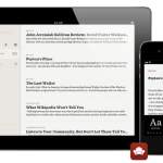Readability for iPad and iPhone