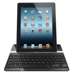 Keyboard case for iPad that supports portrait mode