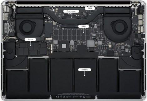 Retina display MacBook Pro can't upgrade RAM