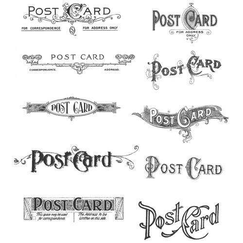 Medium Crop Of Post Card Stamps