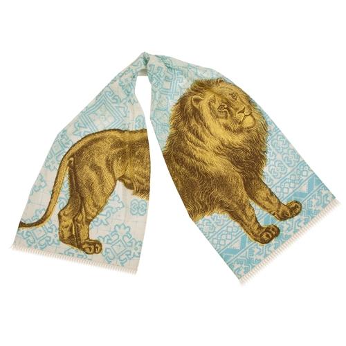 Thomas paul lion scarf1