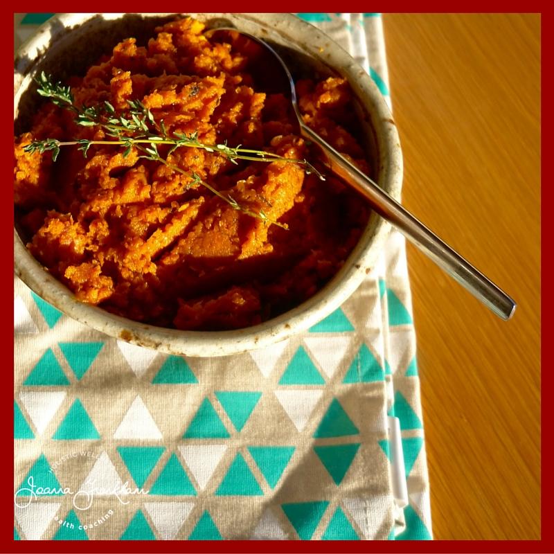 JFC Roasted Carrot Mash