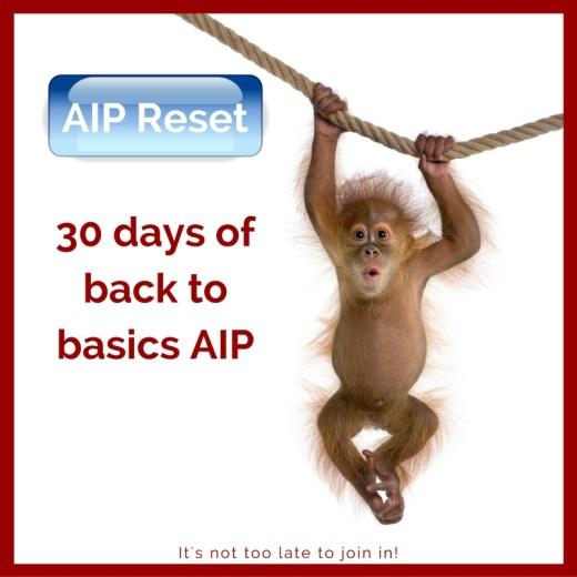 AIP Reset Checklist