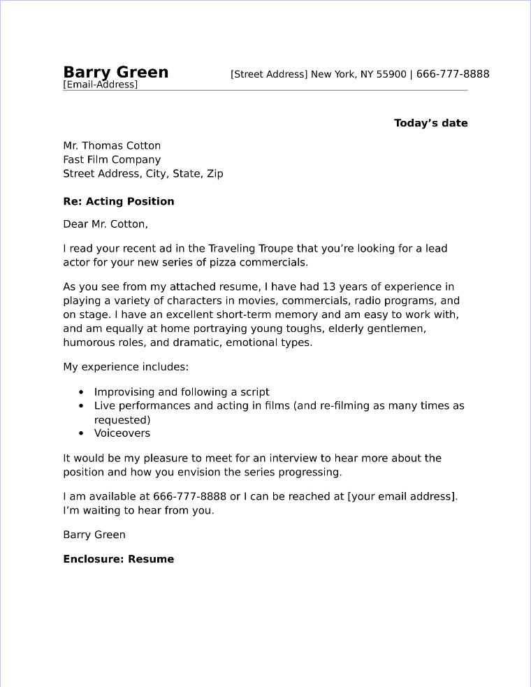 Warehouse Worker Cover Letter Sample - warehouse cover letter
