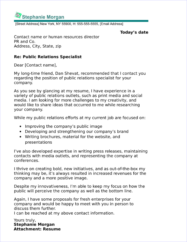 College Student Cover Letter Sample - college student cover letter