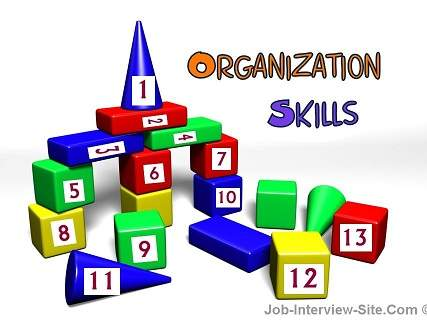 Organizational Skills and Competencies What are Organizational