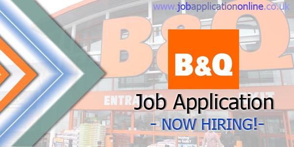 BQ Job Application Form 2019 Free Job Applications Online!