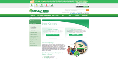 Dollar Tree Application Dollar Tree Online Job Dollar Tree Application Online