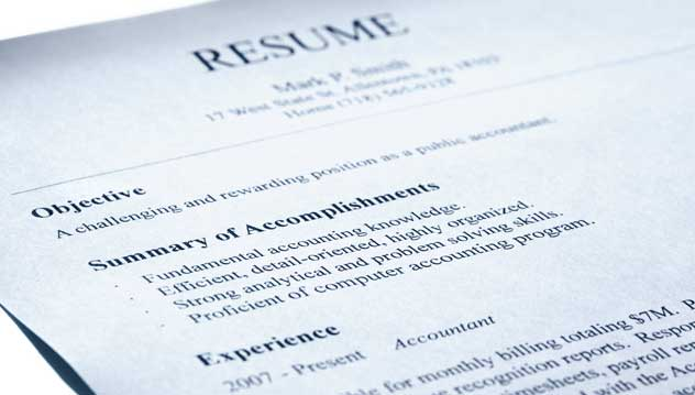Wanted great resumé Career advice - Job tips for workers and job