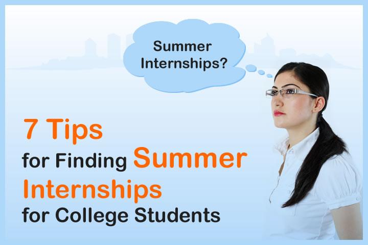 Summer Internship Tips for College Students JobCluster Blog