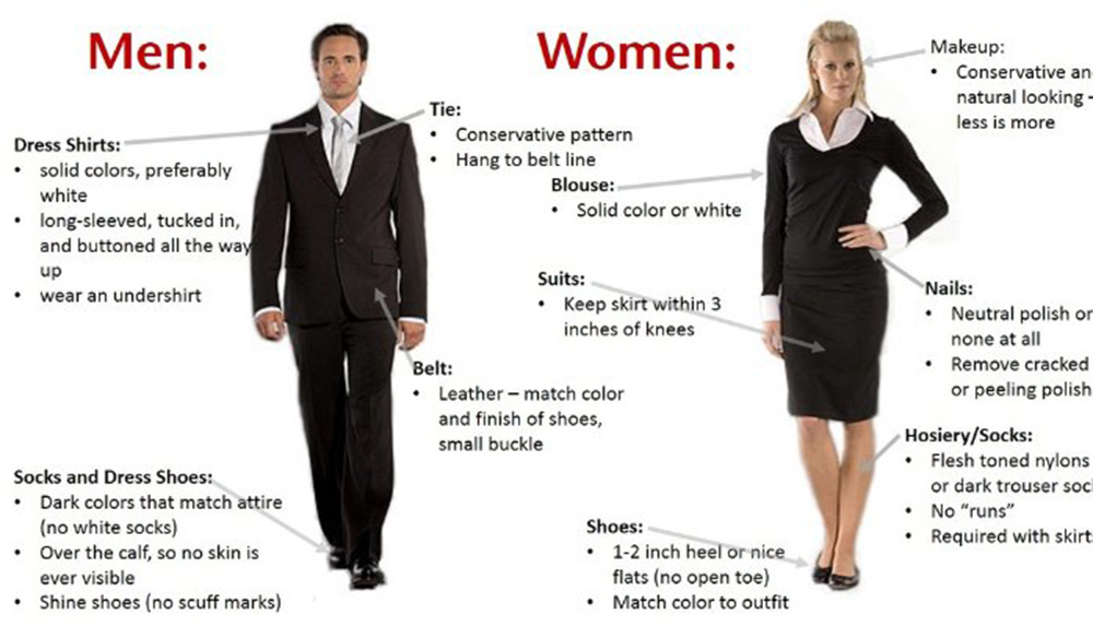 How to Dress properly for an Interview ? - Job Interview Training Centre