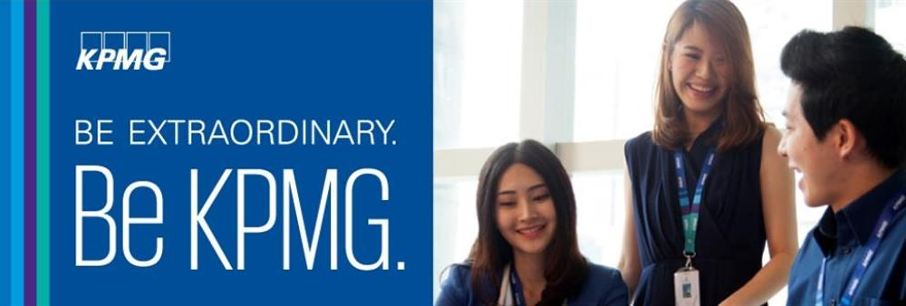 Big4 Big Four Leading Accounting And Consulting Data Analytics Consultant Kpmg Phoomchai Audit Ltd