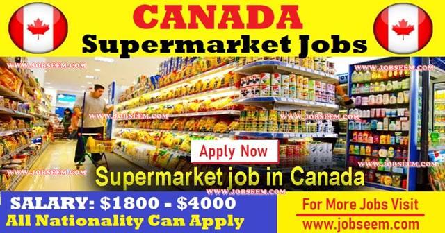 Walmart Supermarket Job Careers in CANADA 2018 - Job Careers - walmart careers