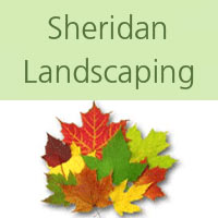 Sheridan Landscaping Logo