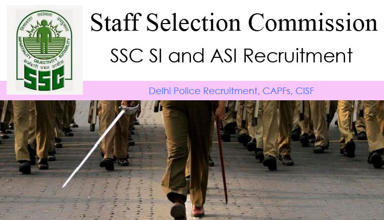 ssc-si-asi-recruitment