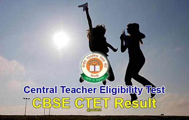 CTET Result 2016 for SEPT 2016 Exam Check CTET Merit List, Cut off Marks
