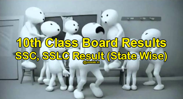 10th Result 2016 Check SSC, SSLC 10th Board Result 2016 State Wise