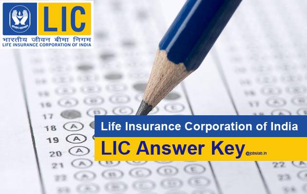 lic-aao-answer-key
