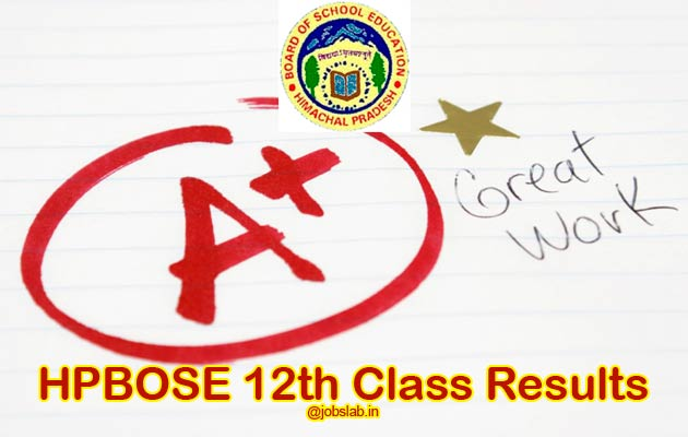 HPBOSE 12th Result 2016 Declared - Check Here