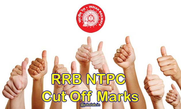 RRB NTPC Cut Off Marks 2016 Previous Year ASM Goods Guard Cut Off Marks