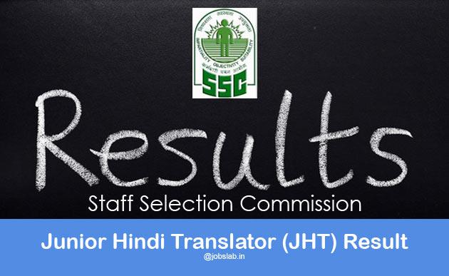 ssc-junior-hindi-translator-result