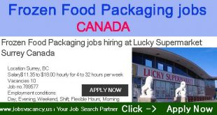 Jobs In Canada Archives O Page 2 Of 4 O Jobs Vacancy