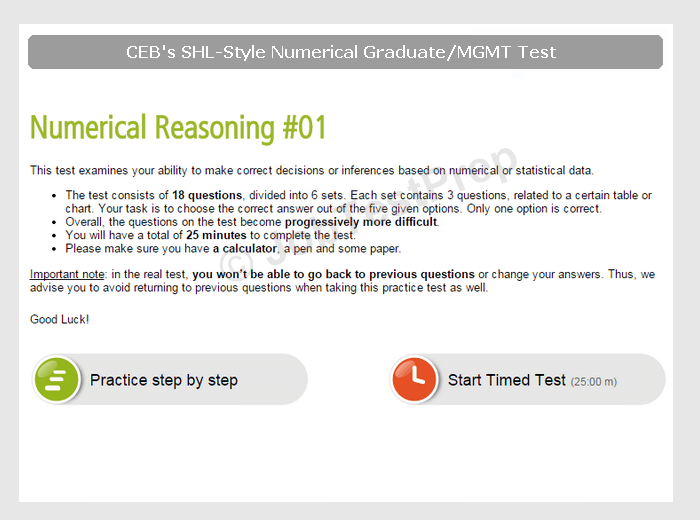 How To Pass Shl Numerical Reasoning Tests Top Tips
