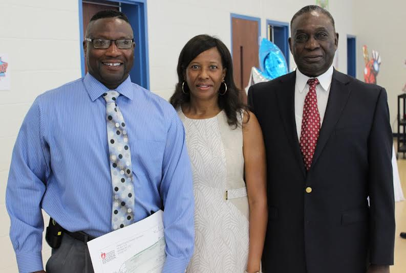 Tol Avery Named Assistant Principal Of The Year JoCo Report