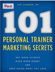 101 personal trainer marketing secrets