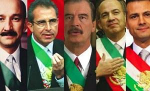 Presidente ¿por qué has matado a México?