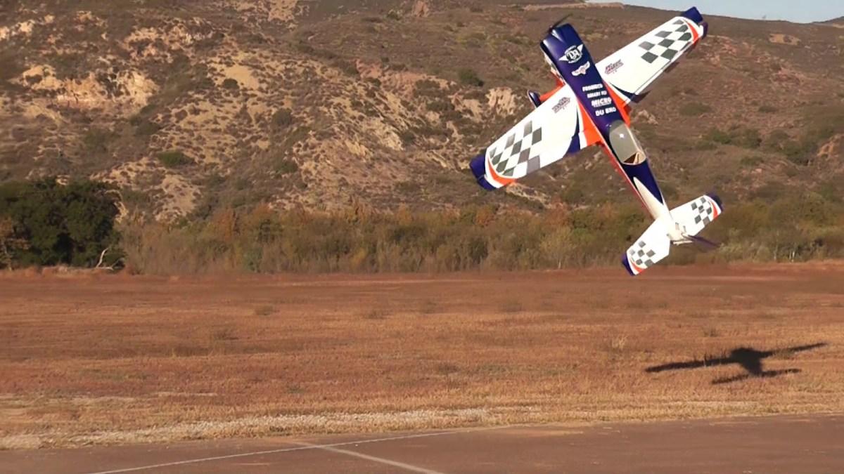 "Video: Pilot RC 122"" Extra 330SC"