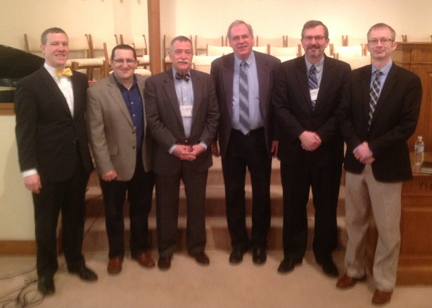 Speakers at the Greenville Conference