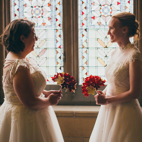 Wedding Photography – Kara & Keeley Manchester University