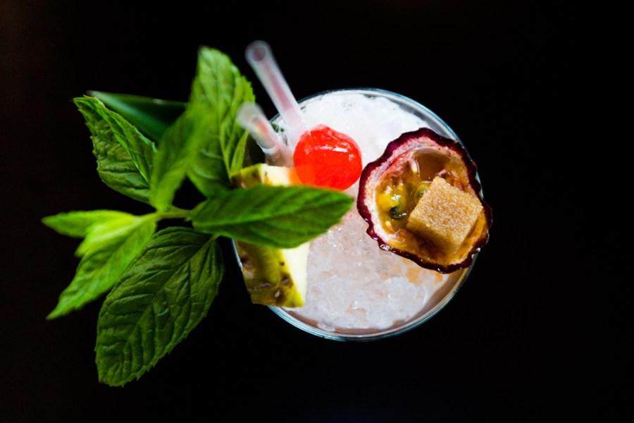 Zomby Cocktail Proof Chorlton