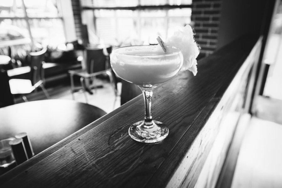 Mustn't Crumble Cocktail Proof Chorlton