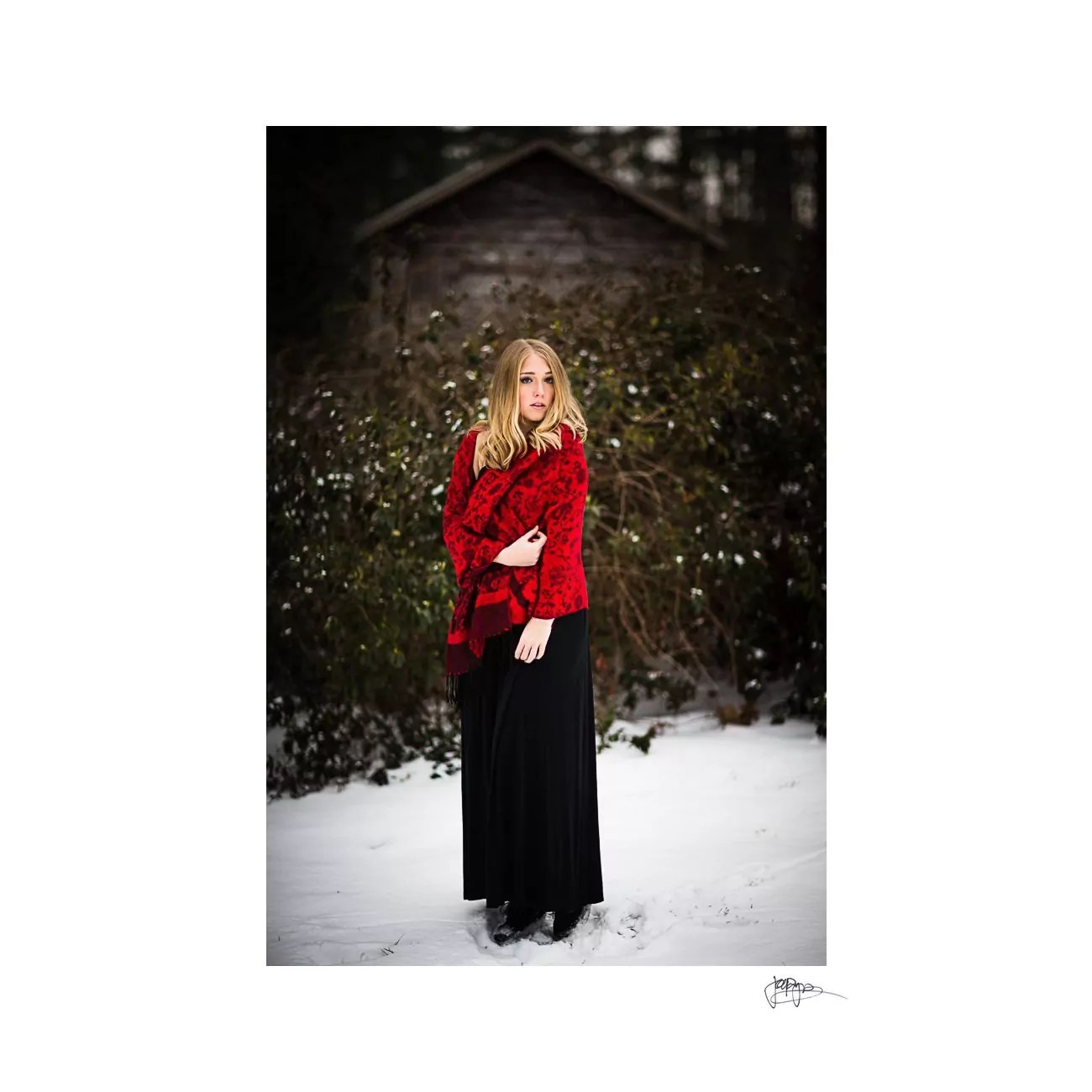 raleigh portrait photographer moody