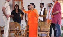 Amma Ji Confronts Police Officer in Style