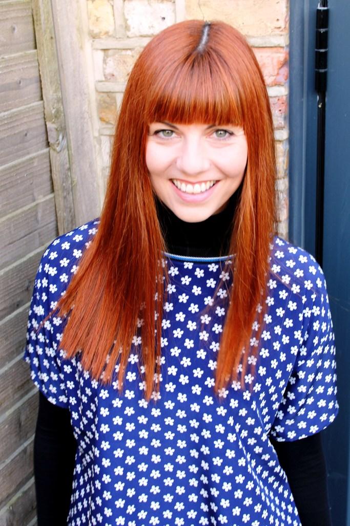 Johanna Payton - 60s style Uniqlo top 4